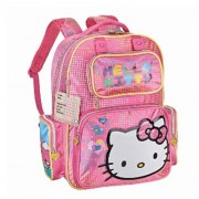 Mochila Hello Kitty Pixel HKPX303