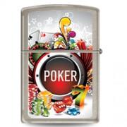Isqueiro Star Poker