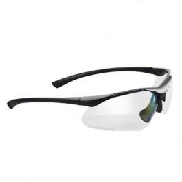 Óculos Maverick Armação Preto Emborrachado