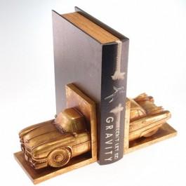 Apoio para Livros Cadillac Dourado