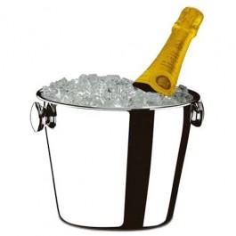 Balde para Champanhe,Espumante e Vinho Lyon 4,5 Litros