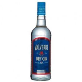 Gin Valverde 980 ml.