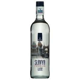 Vodka Slavya Premium 1000 Ml
