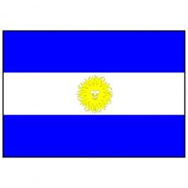 Bandeira da Argentina 1.60 Mt.