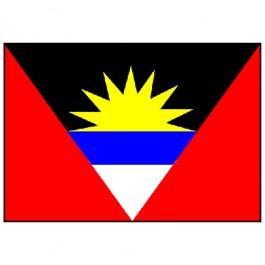 Bandeira de Antigua e Barbuda 1.60 Mt.