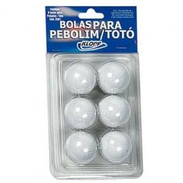 Bolas para Pebolim
