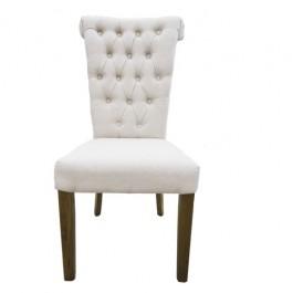 Cadeira Estofada Captone Encosto Alto
