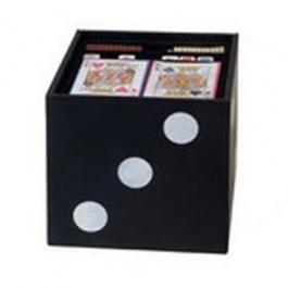 Caixa Dado com 6 Jogos