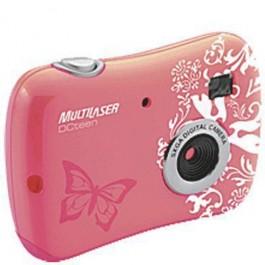 Câmera Digital DC Teen Rosa