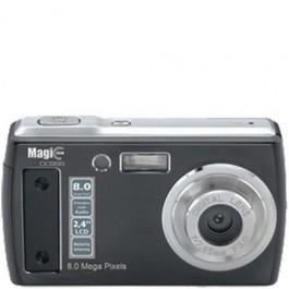 Câmera Digital Magic View DC 888 Preto