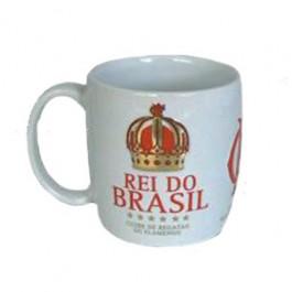 Caneca do Flamengo Rei do Brasil 450 ml