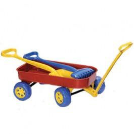 Carrinho American para Carregar Brinquedos
