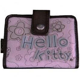 Carteira Hello Kitty HKFS906 Rosa