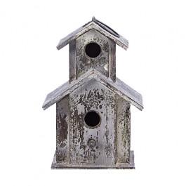 Casa para Pássaros Dois Andares