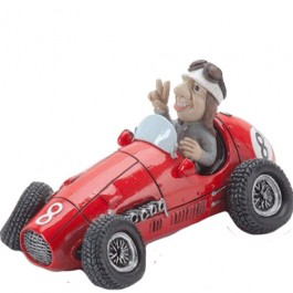 Cofre da Ferrari em Resina