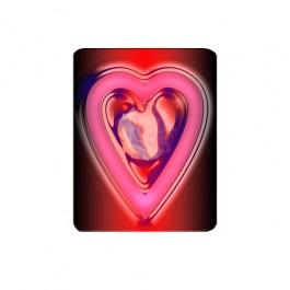 Adesivo para IPad 1 Coração