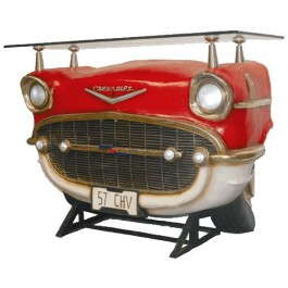 Balcão Frente de Carro Chevrolet