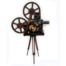 Réplica Camera Black Movie