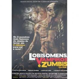 Lobisomens, Vampiros e Zumbis Vol. 1