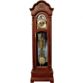 Relógio com Pedestal Áustria em Madeira