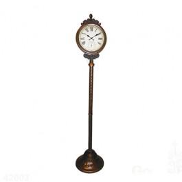 Relógio com Pedestal Higrômetro/Termômet
