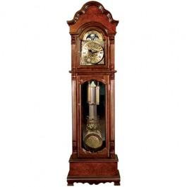 Relógio com Pedestal Holanda em Madeira