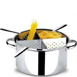 Espagueteira com 4 Divisões 10 Lts