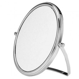 Espelho Dupla Face Flexível para Bancada