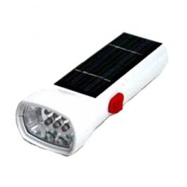 Lanterna Energia Solar com 6 Leds e 2 Ba