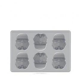 Forma de Gelo em Silicone Star Wars Stromtrooper
