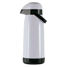 Garrafa Térmica Magic Pump Branca 1.8 L