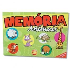 Jogo da Memória Animais