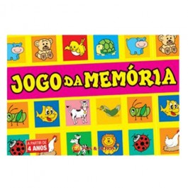 Jogo da Memória Animais II