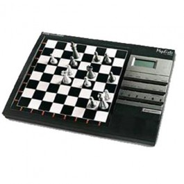 Jogo de Xadrez Challenger Computador