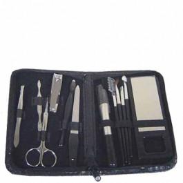Kit de Manicure 12 Peças com Estojo