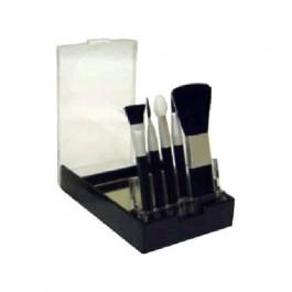 Kit de Maquiagem 5 Peças com Estojo