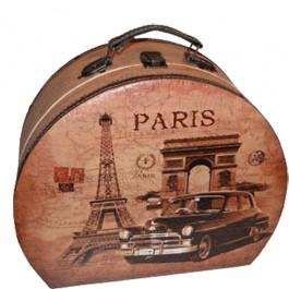 Mala Paris Car com 2 peças