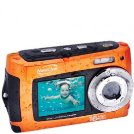 Câmera Digital À Prova D'Água Summer