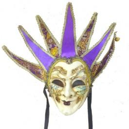 Máscara Carnaval de Veneza Bobo da Corte