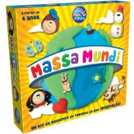 Kit de Massinha para Criança