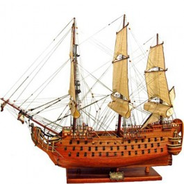 Miniatura da Fragata Royal Louis