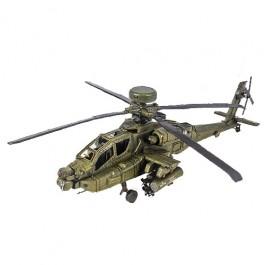 Miniatura de Helicóptero de Combate