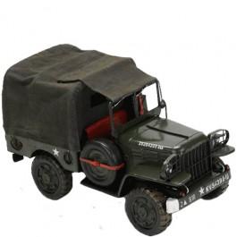 Miniatura de Jeep Ford do Exército
