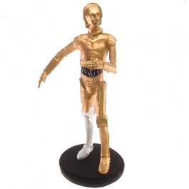 Miniatura do Robô C3PO