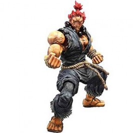 Miniatura Street Fighter IV Akuma