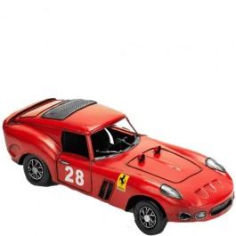 Miniatura da Ferrari Modelo de Corrida