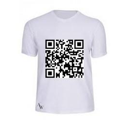 Camiseta QR Code AW