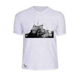 Camiseta Castillo de Santa Barbara AW