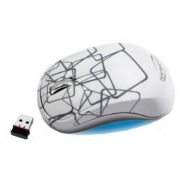 Mouse Sem Fio Infinity Branco