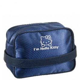 Necessaire Hello Kitty Satin HKSA12102